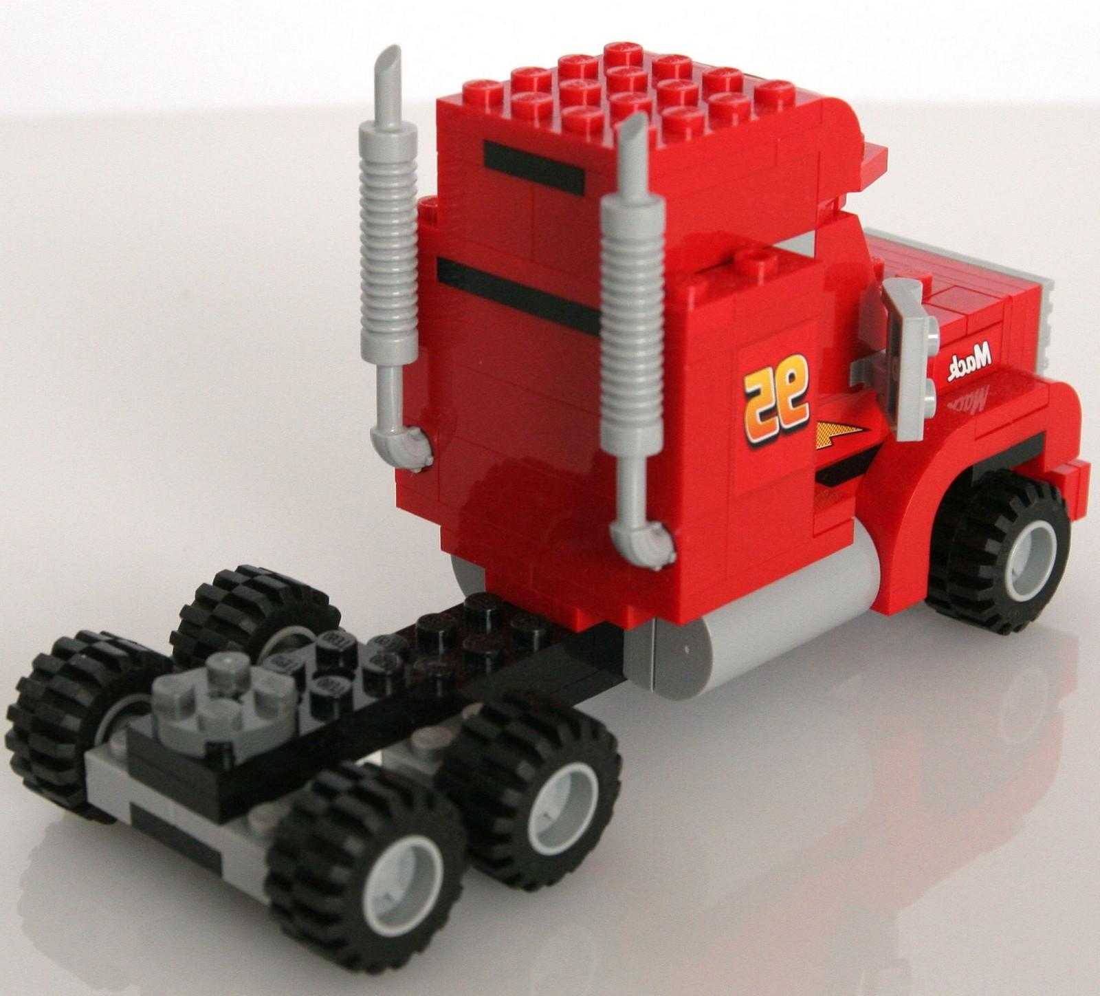 Mack Truck Lego Cars Mack Truck