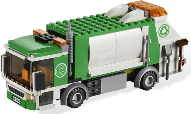 Garbage Trucks Garbage Trucks Lego