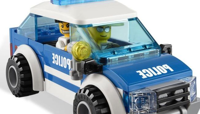 Lego City 4436 – Patrol Car | i Brick City