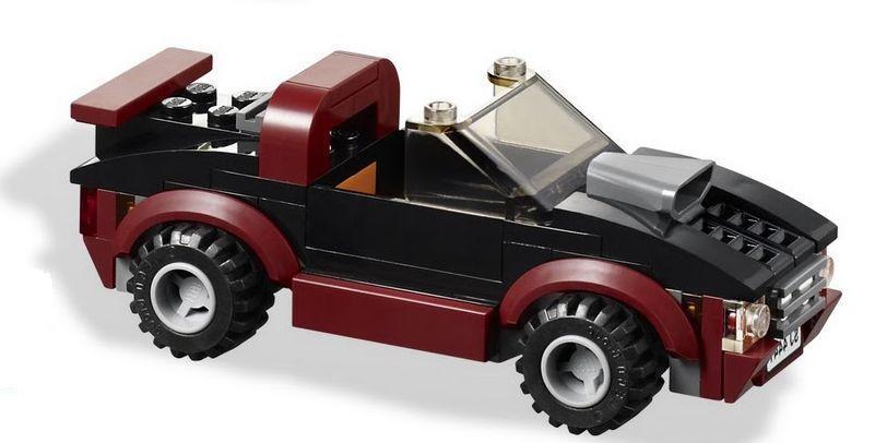 Lego City 4441 Police Dog Van I Brick City