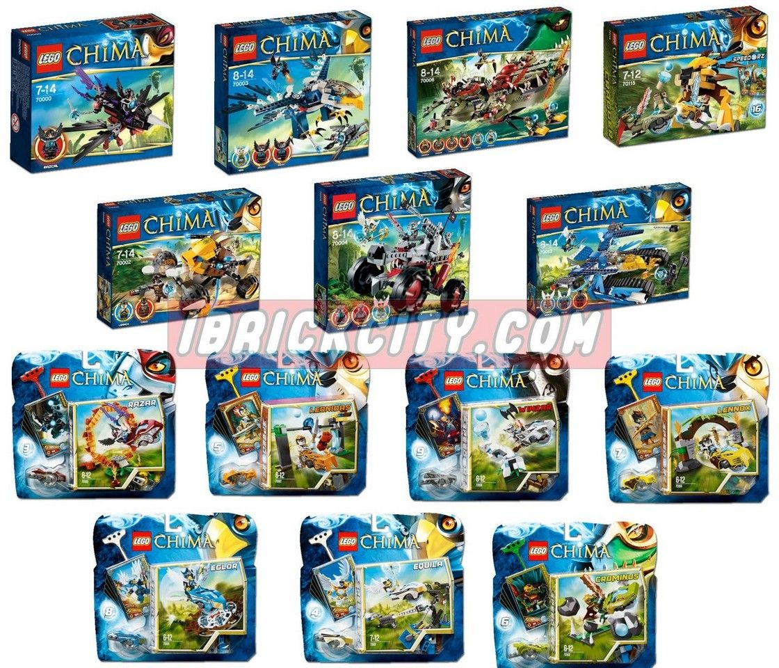 Chima Lego Sets 2014 Lego Chima New Sets 2013
